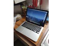 13.3' Apple Macbook Pro Retina - Mid 2014 (Boxed With Case)