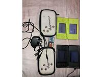 Nintendo DS Lite with 2 games and 1 charger - Good Condition
