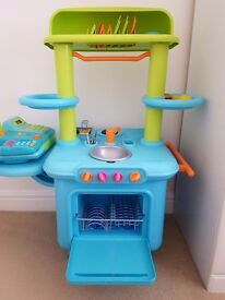 Play cooker and till