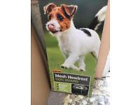 Car dog guard as new in box
