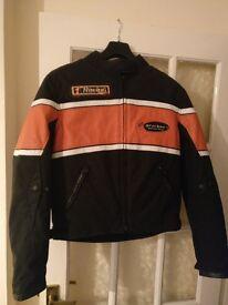 Ladies Motorcycle Jacket - Size 14