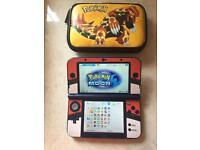 Pokemon new 3DS XL game bundle