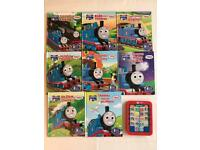 Thomas & Friends -Electronic Reader and 8-Books hardcover