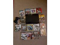 Playstation 3 (PS3) Super Slim 500GB with 15 games - Excellent condition