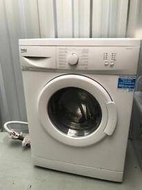 6kg Beko washing machine