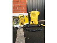 Karcher K2 with extra