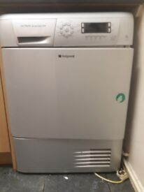 FAULTY HOTPOINT WASHING MACHINE AND DRYER. COLLECTION ONLY