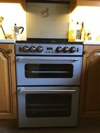 New World free-standing gas cooker 600mm