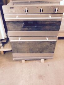 Built under oven and hob £40