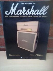 Marshall amplification history