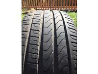 BMW Runflat Pirelli tyre 245/40 R18 97Y