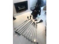 Golf Club Callaway X Series Full Set (ONLY USED TWICE)