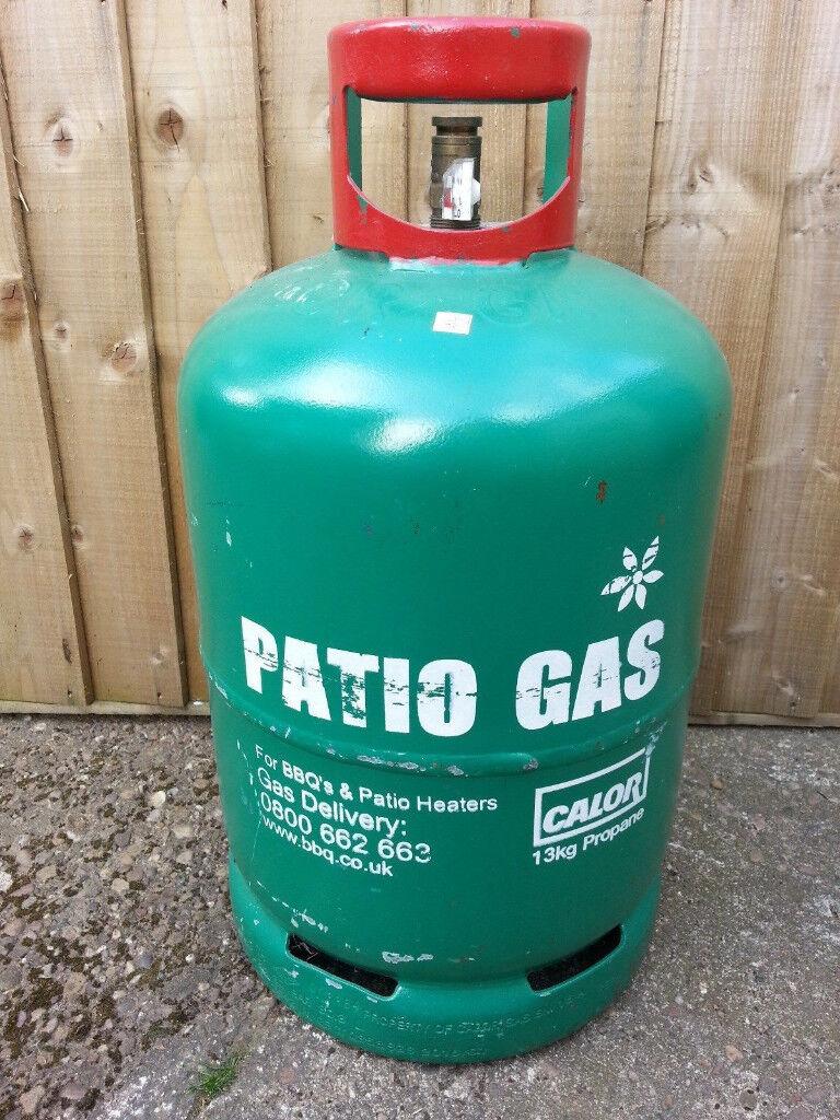 Calor Patio Gas Bottle 13kg Empty   in Brighton, East ...