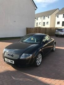 ** PRICE REDUCED BY £300! - 2002 Audi TT 1.8 Coupe