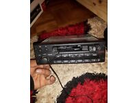 Car Stereo - Blaupunkt - from Vauxhall Astra 2003
