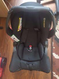 Brand new graco snugfix car seat