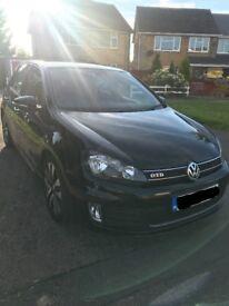 VW Golf GTD 2012 (62) ** FSH 1 previous Owner ** Mk6