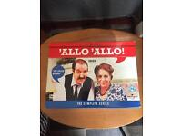 The complete series of 'Allo 'Allo £10