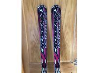 Men's Salomon Crossmax skis 178cm with salomon Z12 bindings used
