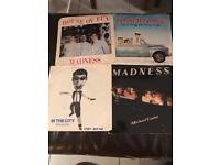 """Madness 7"""" vinyl(8 in total)"""