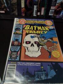 High grade DC comics for sale!