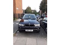 Bmw x5 3.0 diesel automatic full service history excellent condition