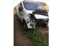 Renault trafic for breaking
