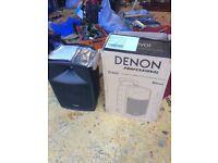 Denon professional envoi speaker system