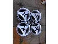 Mini Cooper tsw alloys