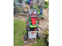 Qualcast garden shredder