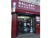 Female and Male Barber wanted for modern barbers in morden