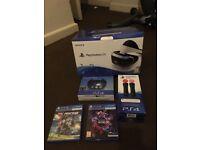 PlayStation 4 vr bundle like new