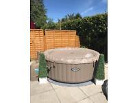 T & C Hot tub hire york
