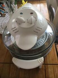 Cookshop halogen cooker