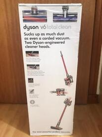 Dyson V6 Total Clean Brand New in sealed box