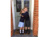 Looking for: 3 days a week experienced au pair (live in) already in London