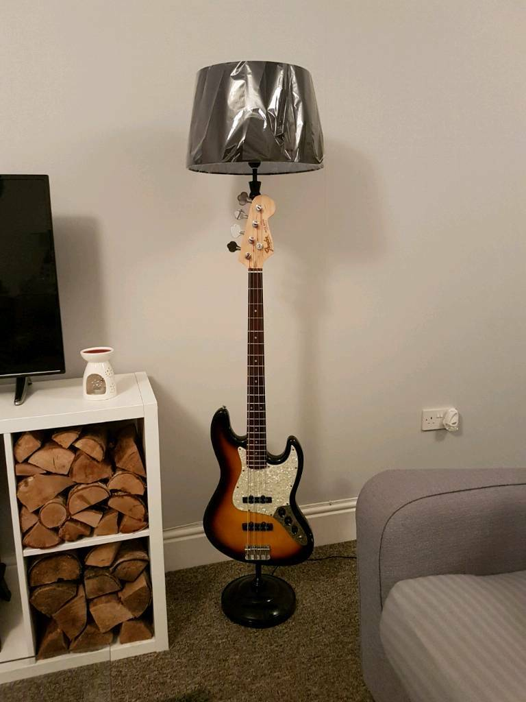 Bass guitar lamp in nelson merthyr tydfil gumtree bass guitar lamp aloadofball Gallery