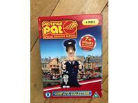 Postman pat dvd boxset
