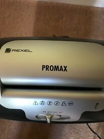 Rexel Promax Shredder