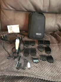 Wahl , deluxe clipper set