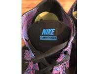 Nike Flyknit Racer (size 10)