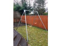 TP Double Metal swing and seats for sale