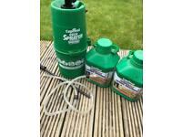 Cuprinol Sprayable decking treatment kit