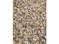 Decorative gravel