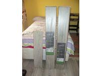 Two new packs of Laminate flooring