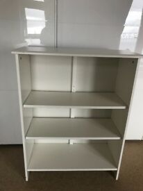 CREAM BOOKCASE