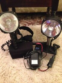 LAMPING LIGHTS CLULITE'S