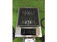 Brad New Wolf Grill Module bbq Appliance Gaggenau Miele appliance