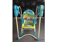 Fisher Price 3-in-1 Baby Rocker and Swing