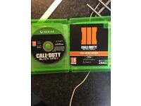 Xbox One Call Of Duty Black Ops 3 COD black ops